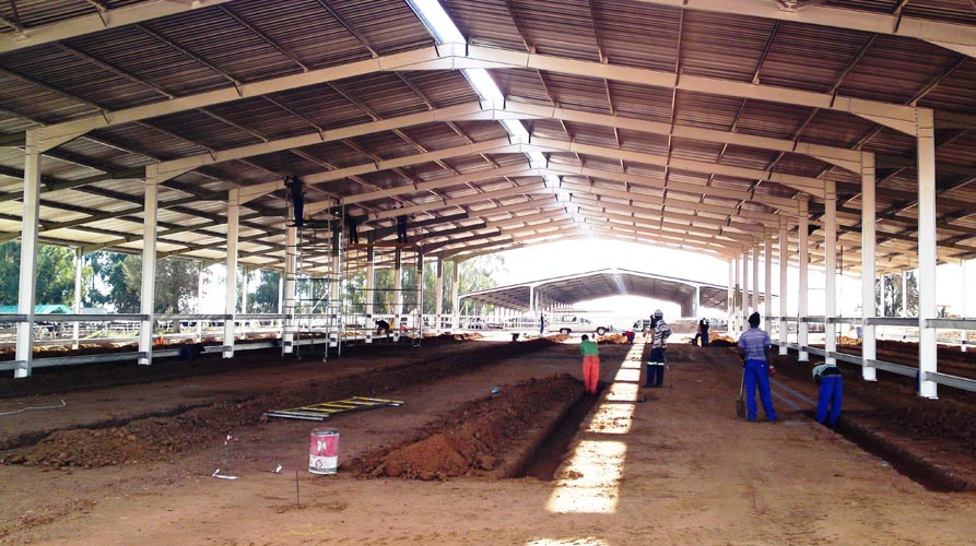 Steel Structure Suppliers