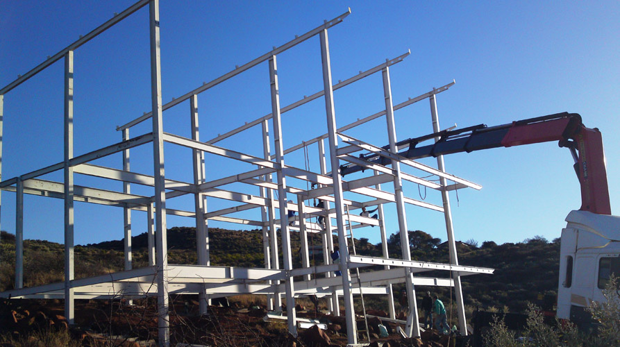 Commercial Steel Structures