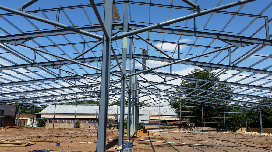 Affordable Steel Structures
