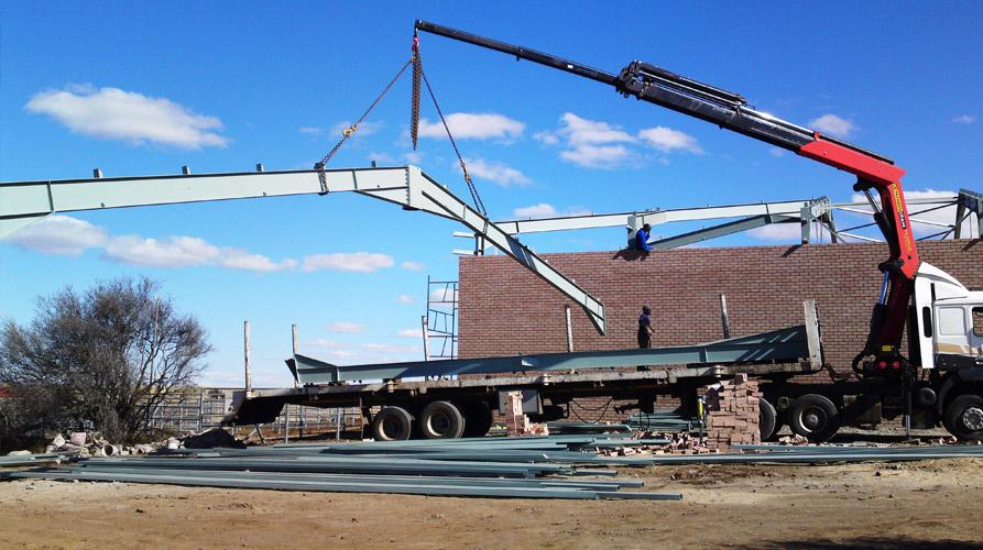 Steel Structure Company in Pretoria