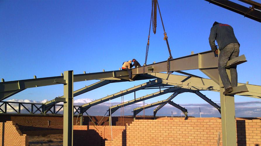 Steel Structure Supplies