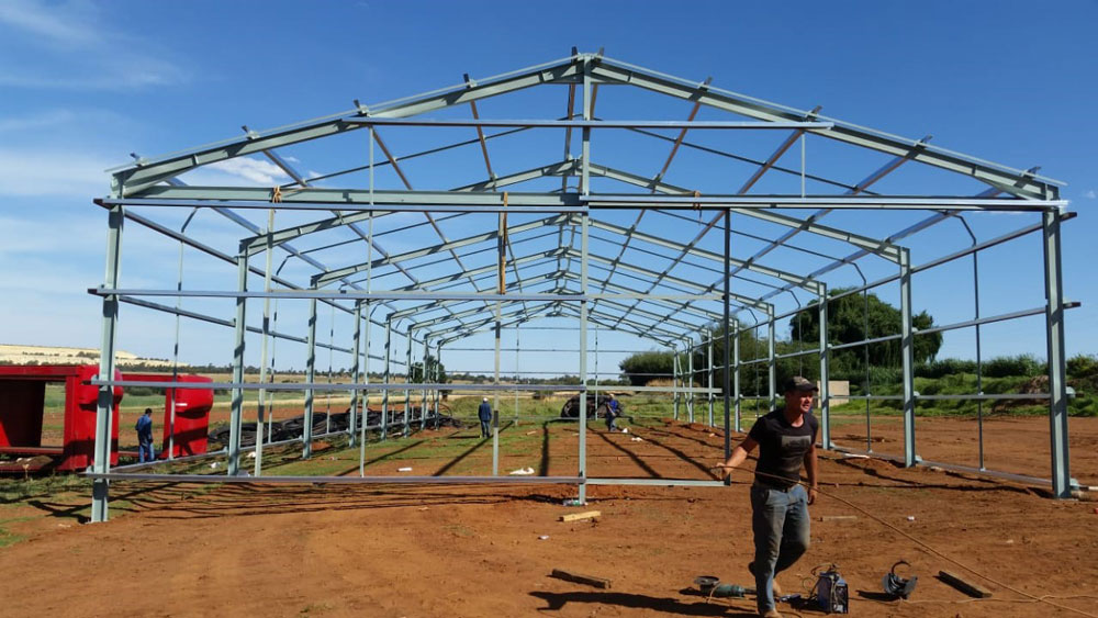 Steel Structure Suppliers Mpumalanga