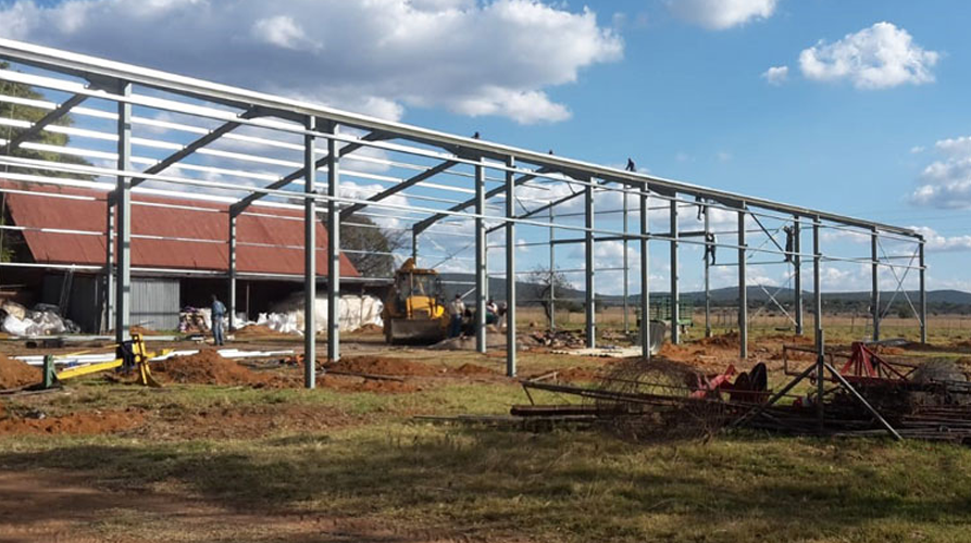 Agricultural Building Construction Company
